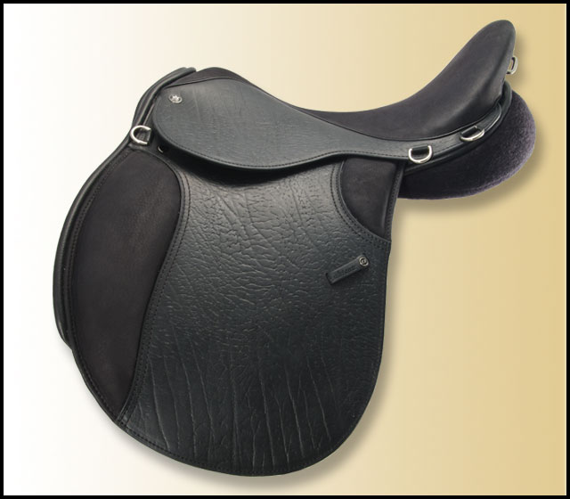 The Arabian Saddle