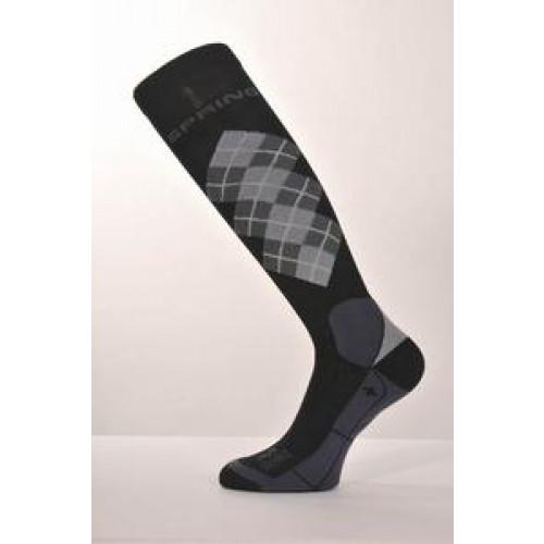Spring-Equestrian Progressive Technology Sock Long