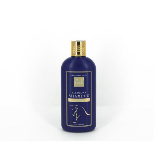 Natalie Horsecare All Brown Shampoo - Shampoo til brune heste