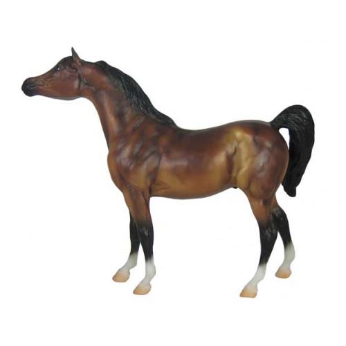 Breyer, Brun araber hest 1:12