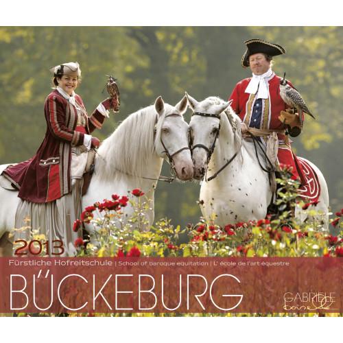Bückeburg Hofreitschule 2013