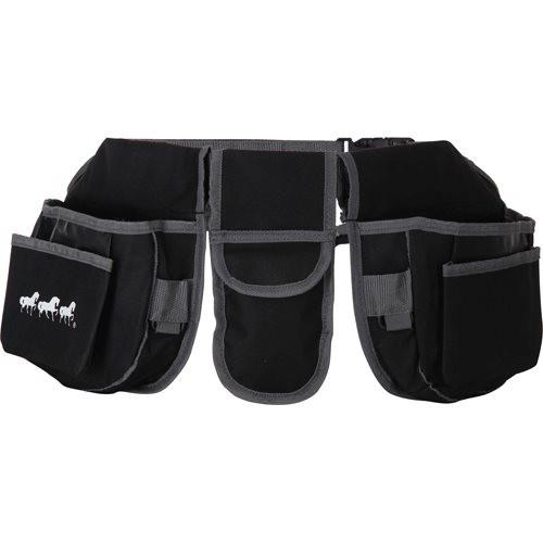 Groom bæltetaske - sort