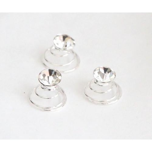 SD® Spiral med 8 mm krystal