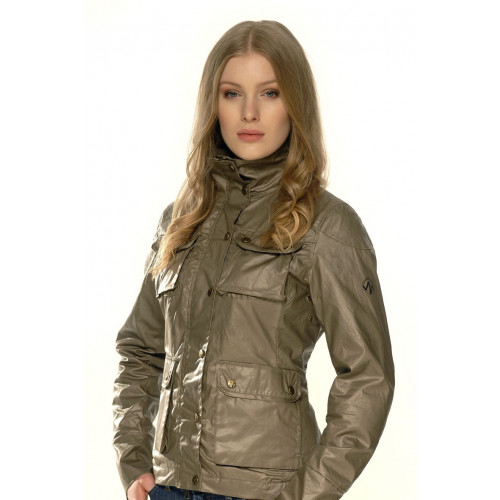 Philippa Jacket Gold