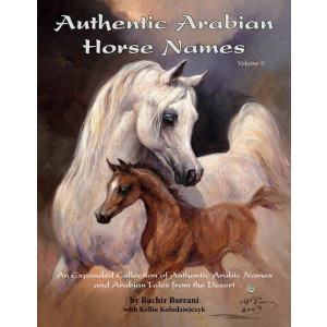Authentic Arabian Horse Names Vol. II