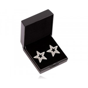 SD® I'm a Star ørestikkers. Crystal