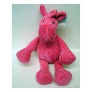 Bamse, pink pony