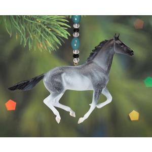 "Breyer ""Bejeweled"", julepynt. Håndmalet juletræspynt fra Breyer"