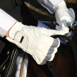 CATAGO Classic handske, hvid