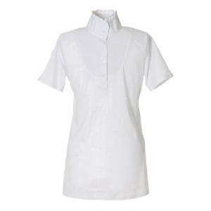 Couture Hippique stævneskjorte, kort ærme
