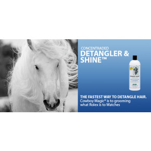 Cowboy Magic Detangler & Shine 944 ml