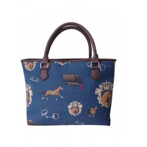 Gray's Royal Equestrian Håndtaske