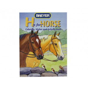 Breyer, H is for Horse, male- og aktivitetsbog