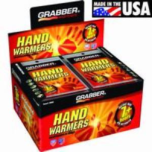 Hånd varmer