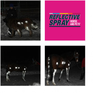 Albedo100 Refleks Spray Horse and Pets™