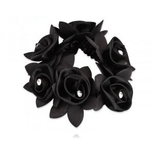SD® Diamond Rose hårelastik.