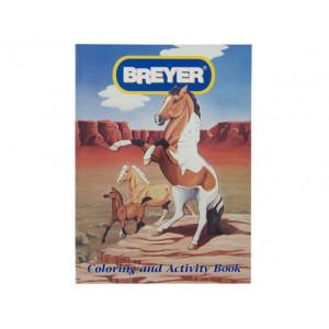 Breyer, male- og aktivitetsbog