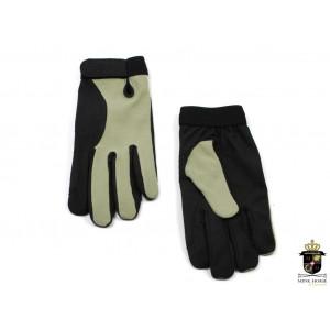Mink Horse Let ride-handske i microfiber/polyester
