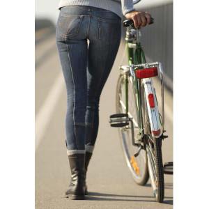 Philippa Jeans Blue Stone