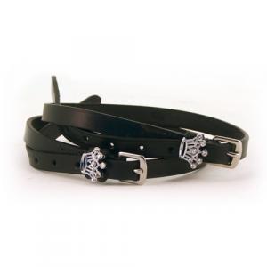 Catago Royal Sporerem med krone - læder
