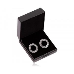 SD® Bella ørestikkers. Black Diamond