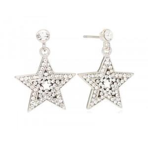 SD® I'm a Star øreringe. Crystal