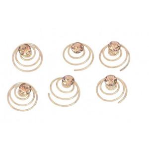 SD® Spiraler med Swarovski krystaller
