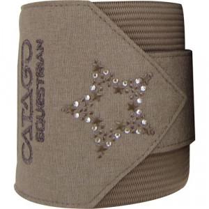 Catago Star elastik/fleece bandager