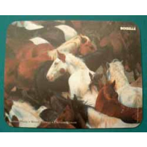 Musemåtte Western Heste