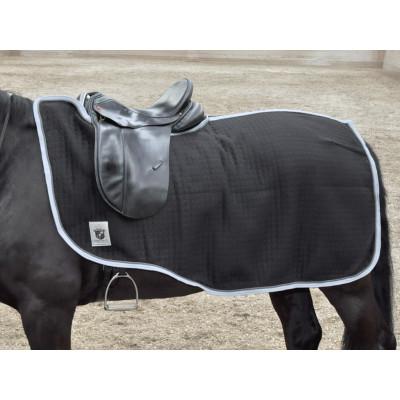 """Mink Horse """"Xth"""" Skridtdækken i det kendte uld/thermo/akryl med høj fugtspredende virkning"""