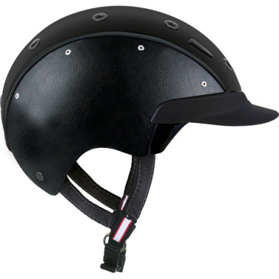 Casco Spirit læder Sort VG01