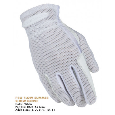 PRO-FLOW SUMMER SHOW GLOVES