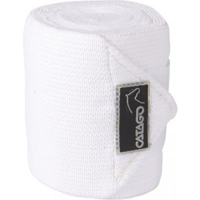 Eldorado elastikbandager med fleece - 4 stk